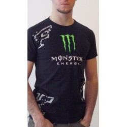 Tee shirt Monster energy