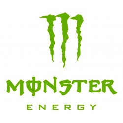 Adhésif Monster energy